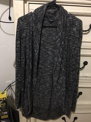 Black cardigan sweater from Aeropostale's size XL for Sale in El Mirage, AZ