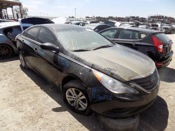 2013 Hyundai Sonata 2.4L (PARTING OUT)