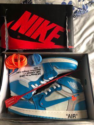 Off-white x Nike UNC Jordan for Sale in St. Petersburg, FL