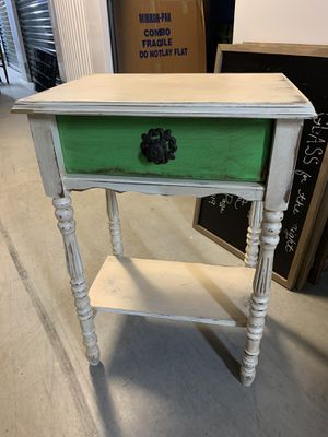 Shabby Chic French Antique End Table for Sale in Washington, DC