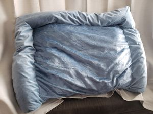 Furhaven Faux Fur Satin Large Pet Bed for Sale in Sunland-Tujunga, CA