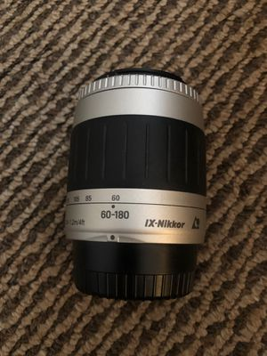 Nikon 60-180mm ix-nikkor for Sale in St. Petersburg, FL