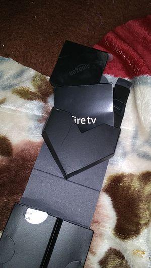 Fire TV Box for Sale in Phoenix, AZ