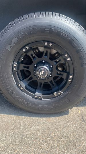 6 lug Chevy trade only for Sale in Ontario, CA