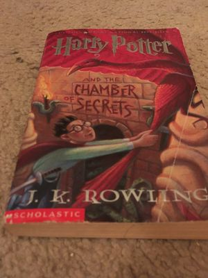 Harry Potter and the chamber of secrets for Sale in Weeki Wachee, FL