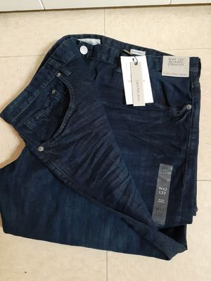 Men's Calvin Klein Blue Jeans (Relaxed Straight) for Sale in Chula Vista, CA