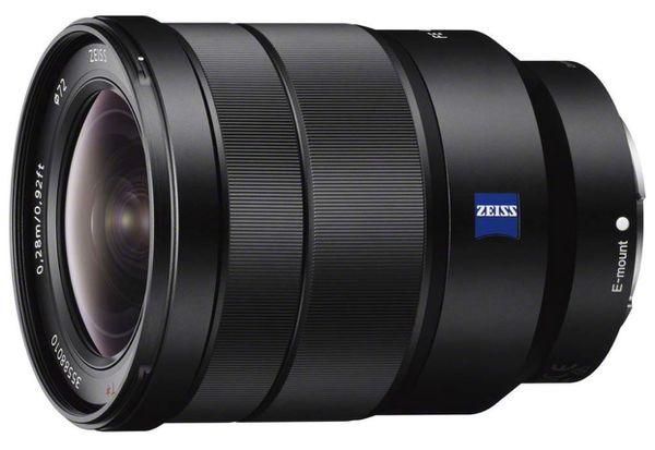 Sony a7 iii with Sony 16-35mm Vario-Tessar T FE F4 ZA OSS E-Mount Lens