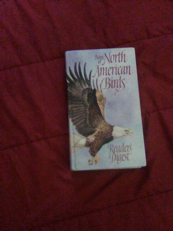 Book readers digest the book of North American birds