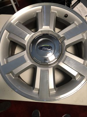 """Ford 20"""" Aluminum Wheels Set of 4 from Ford Truck for Sale in Auburn, WA"""