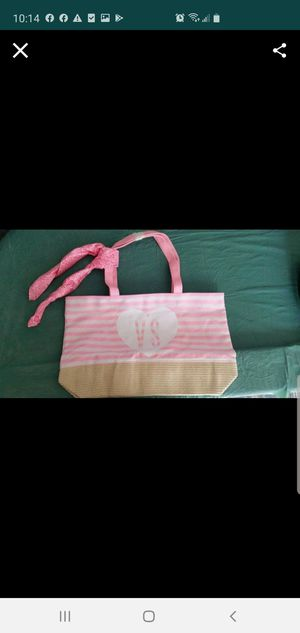 Vs pink tote. Bag for Sale in Phoenix, AZ