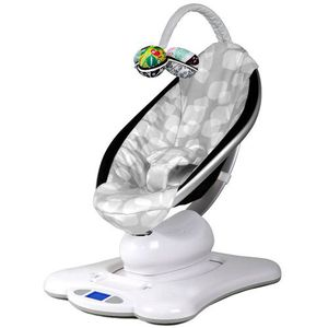 4moms MamaRoo Bouncer - silver plush (excellent condition) for Sale in San Diego, CA