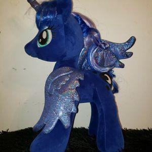 Build-a-Bear My Little Pony Luna Moon for Sale in Glendora, CA