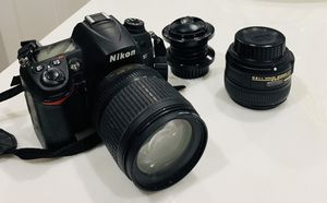 Nikon d7000 kit for Sale in Columbus, OH