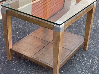 Glass Top Coffee Table for Sale in Austin,  TX