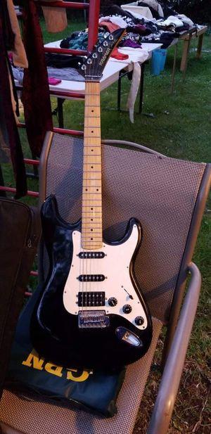 Kramer guitar in black for Sale in Detroit, MI