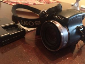 Black Sony camera for Sale in Atlanta, GA