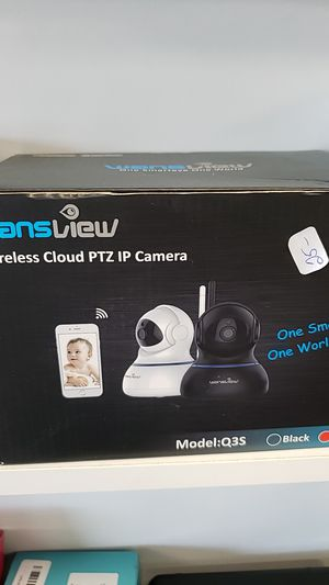 One camera new white color for Sale in Newark, OH