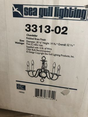 Chandelier for Sale in Laurel, MD