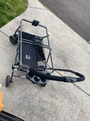 Joovy twinroo+ stroller and car seat holder for Sale in Knoxville, TN
