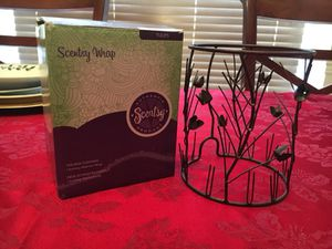 Scentsy Wrap (slips over a warmer) for Sale in Ashburn, VA