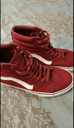 Vans shoes men 7/women 8.5 for Sale in Peoria, AZ