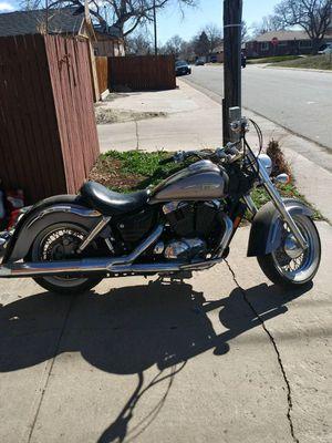 1998 honda shadow aero1100cc motorcycle for Sale in Denver, CO
