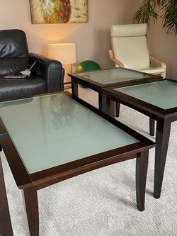 Dania Living Room Tables Set Of 4 for Sale in Seattle,  WA