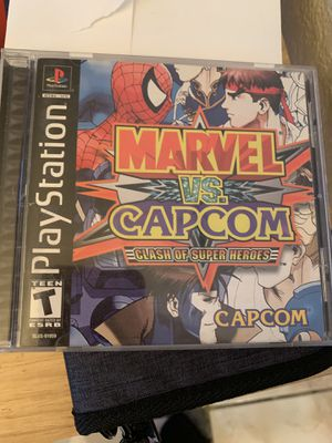 Marvel VS Capcom for Sale in Phoenix, AZ
