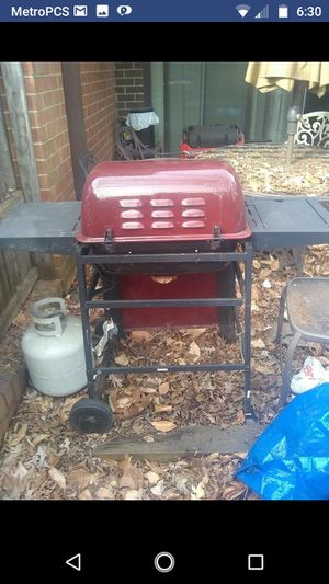 Brinkman outdoor grill for Sale in Springfield, VA