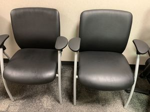 Office chairs for sale I have 19 make a offer for all or 60 dollars a piece for Sale in Atlanta, GA
