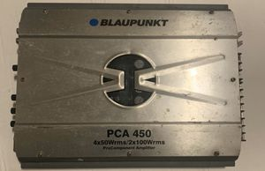 blaupunkt amplifier for Sale in Des Plaines, IL