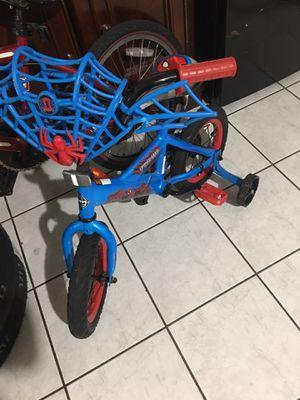 Spider-Man bike for Sale in Hialeah, FL