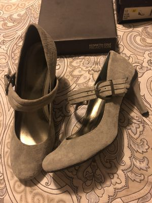 Steve Madden Women's gray size 10 heels for Sale in Duarte, CA