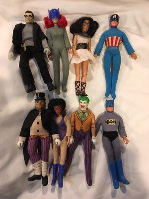 Vintage Mego dolls super hero action figures for Sale in Valley Home, CA