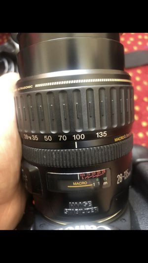 CANON 28-135mm LENS for Sale in Perris, CA