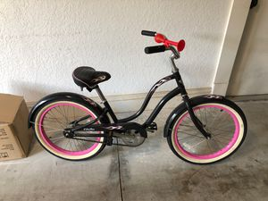 """Electra girls bike 20"""" (up to age 10 I'd say) for Sale in Tampa, FL"""