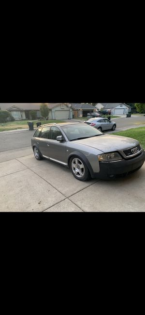 Audi all road 2003 for parts for Sale in Sacramento, CA