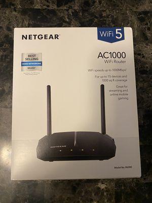 Netgear AC1000 wifi router for Sale in Yucaipa, CA