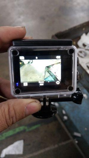 Campark ultra hd action camera for Sale in Gardena, CA