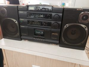 Sony CD player, radio and tape for Sale in North Las Vegas, NV