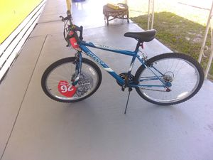 Mountain Bike, completely new, never used only $100.00 dollars, thanks. for Sale in Sebring, FL