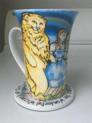 Wizard Of Oz Collectible Tea Cup for Sale in Raleigh, NC