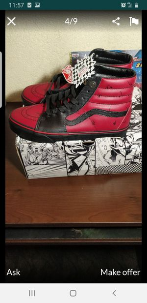 Marvel Van's size 5.5 brand new for Sale in Pasadena, CA