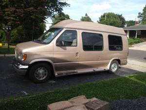 1994 Ford Work Van Reinforced Windows for Sale for sale  Eddington, PA
