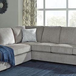 NEW, U SHAPPED SECTIONAL, RAF Corner Chaise, ALLOY COLOR. for Sale in Santa Ana,  CA