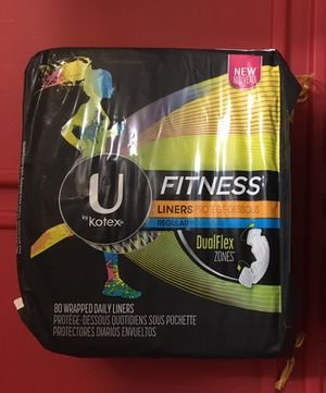 Kotex liners for Sale in Salem, SD