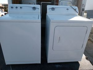 Kenmore washer and gas dryer set for Sale in San Leandro, CA