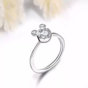 Disney silver mickey mouse shaped ring for Sale in San Diego, CA