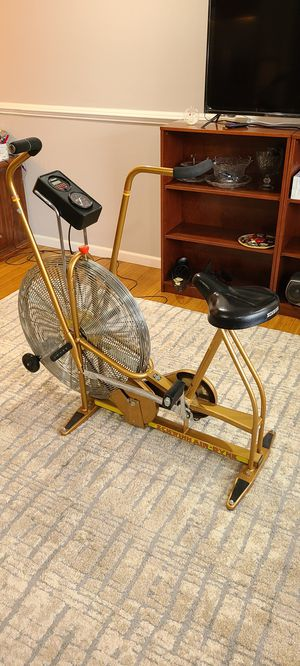 SCHWINN AIRDYNE STATIONARY BICYCLE for Sale in Herndon, VA