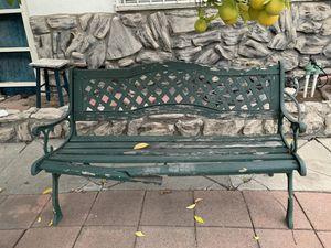 Free bench for Sale in Pico Rivera, CA